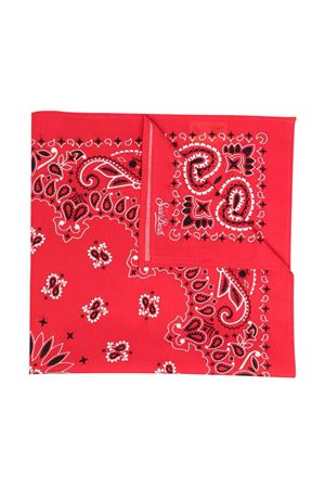 Bandana rossa Mc2 Saint Barth Kids MC2 SAINT BARTH KIDS | -1932577276 | FOD0001BNDR40