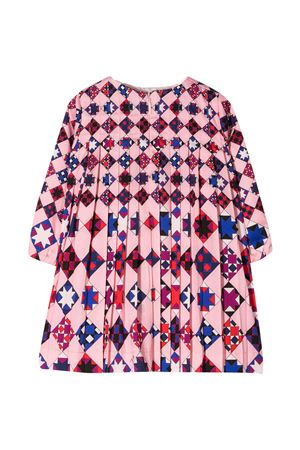 Emilio Pucci Junior pink dress EMILIO PUCCI JUNIOR | 11 | 9N1620ND780500MC