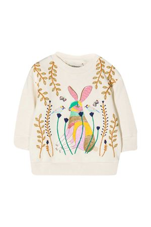 White sweatshirt Gucci Kids  GUCCI KIDS | -108764232 | 631333XJCS99061